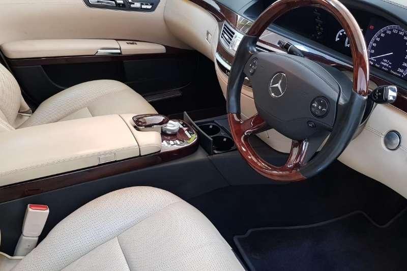 Mercedes Benz S-Class L S600 2007
