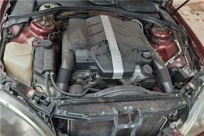 Mercedes Benz S Class S320CDI 2001