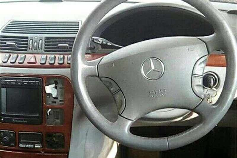 Mercedes Benz S Class S320CDI 2006