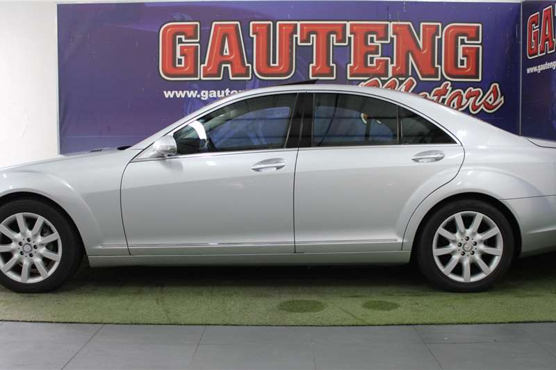 Used 2008 Mercedes Benz S Class S320CDI