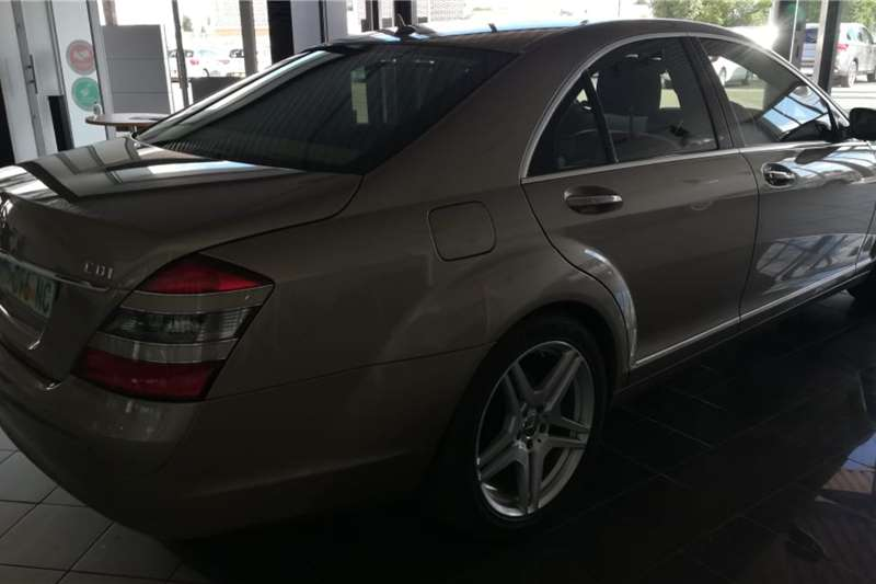 Used 2009 Mercedes Benz S Class S320CDI