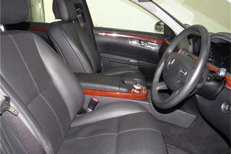 Mercedes Benz S Class S350 2006