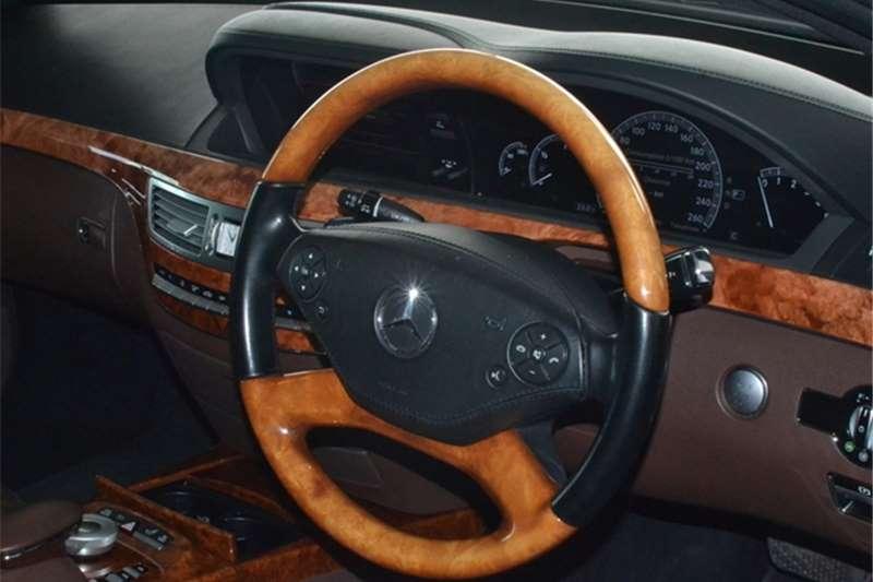 Mercedes Benz S Class S350 2009