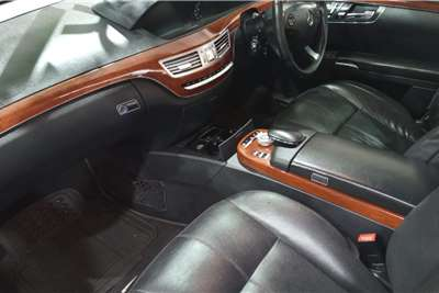 Used 2007 Mercedes Benz S Class