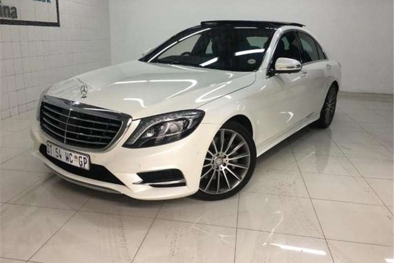 Mercedes Benz S Class S350 AMG Sports 2015