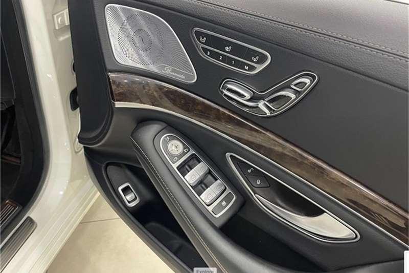 Mercedes Benz S Class S350 BlueTec 2014