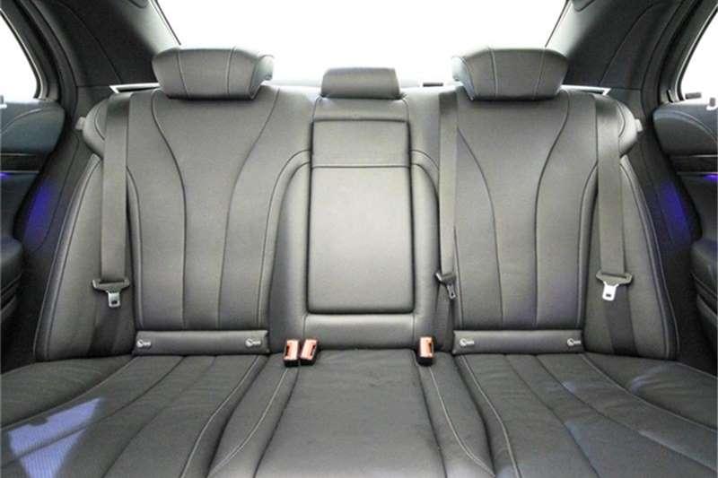 Mercedes Benz S Class S400 Hybrid 2015