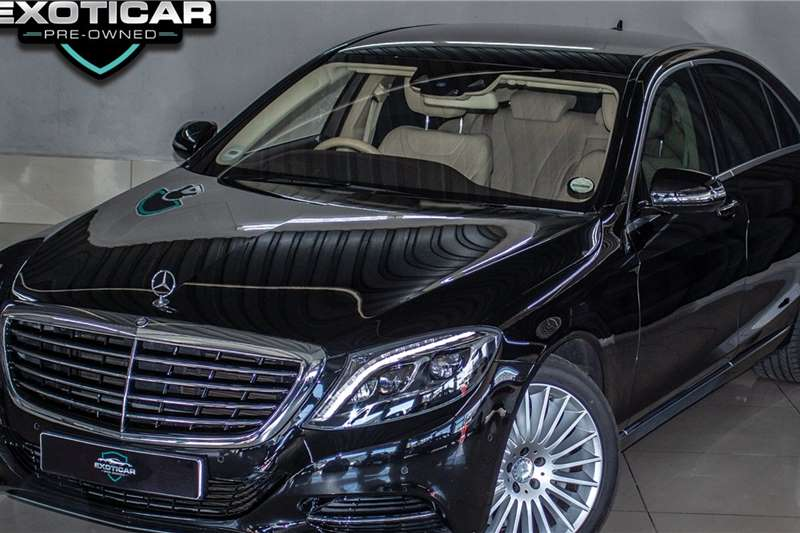 Used 2016 Mercedes Benz S Class S400 L