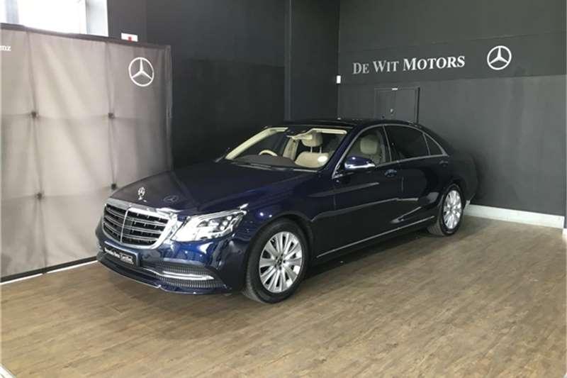 Mercedes Benz S Class S450 L 2018