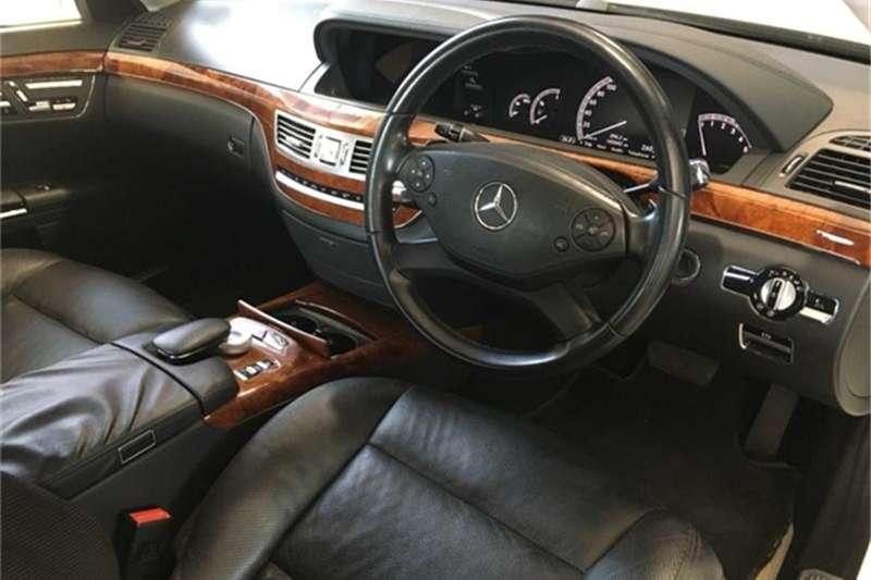 Mercedes Benz S Class S500 2010