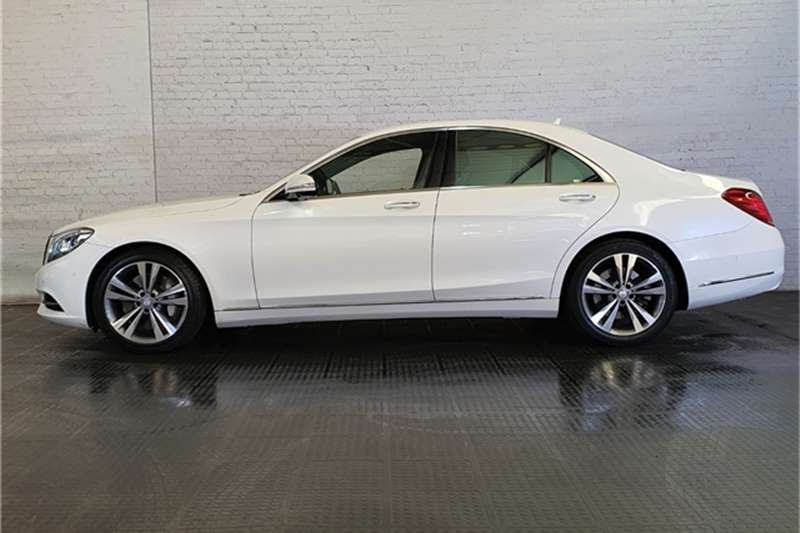 Used 2014 Mercedes Benz S Class S500