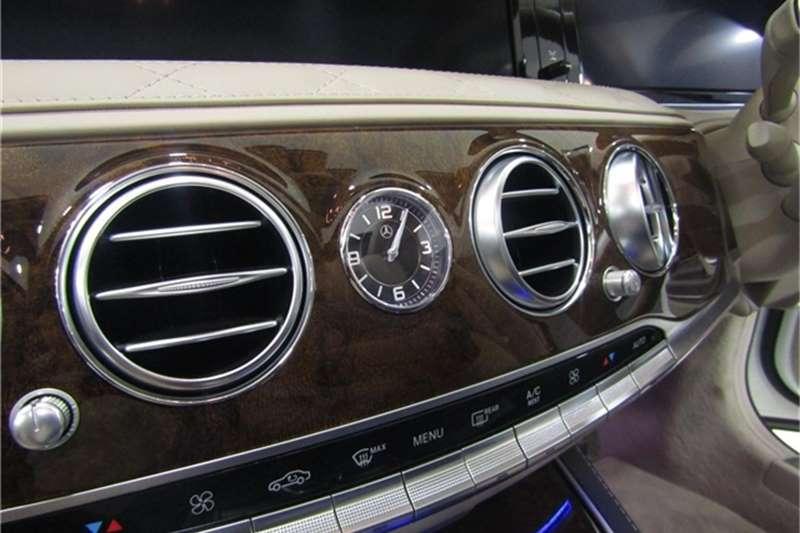 Mercedes Benz S Class S500 2015