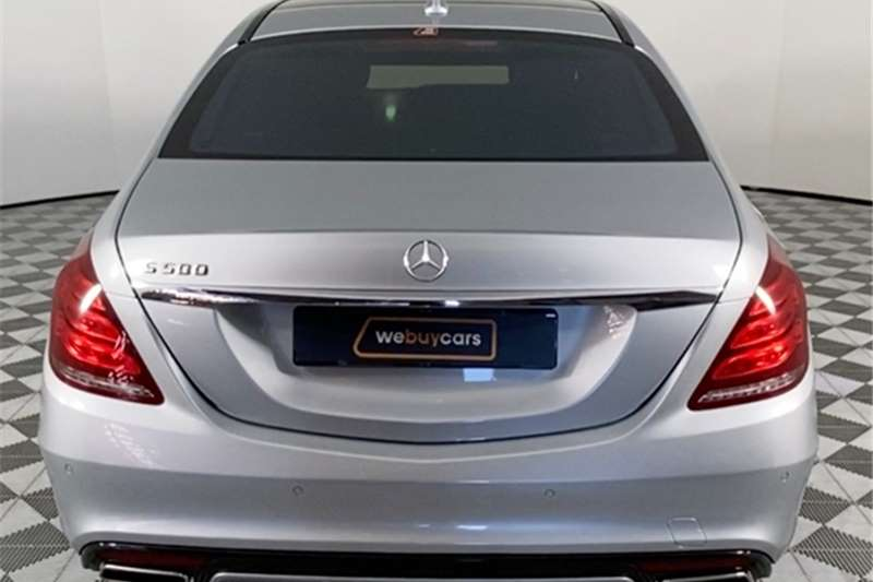 2014 Mercedes Benz S Class S500 L
