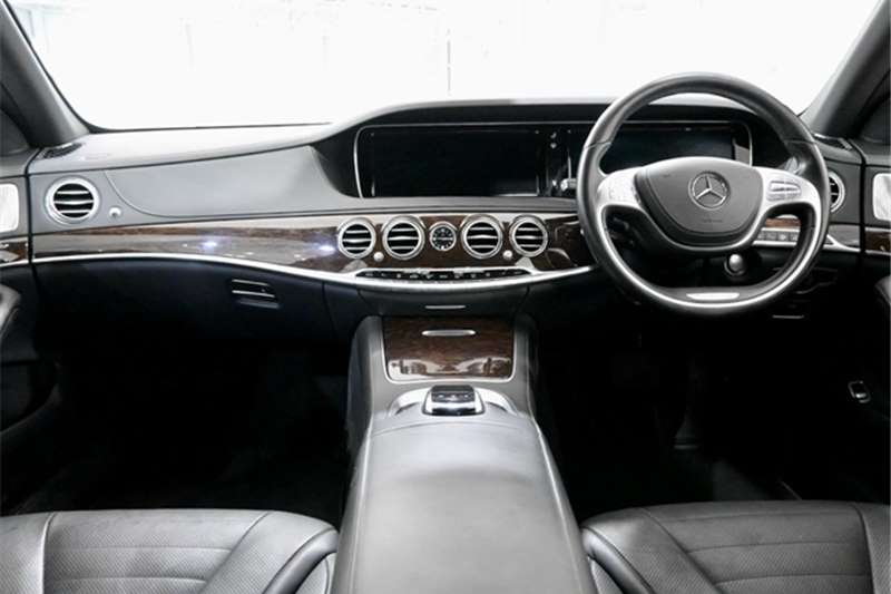 Used 2017 Mercedes Benz S Class S500 L