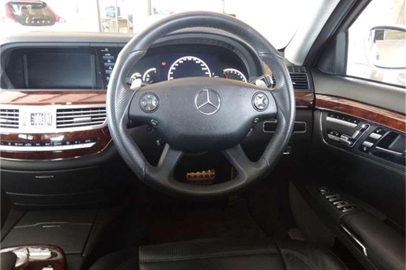 Mercedes Benz S Class S63 AMG 2008