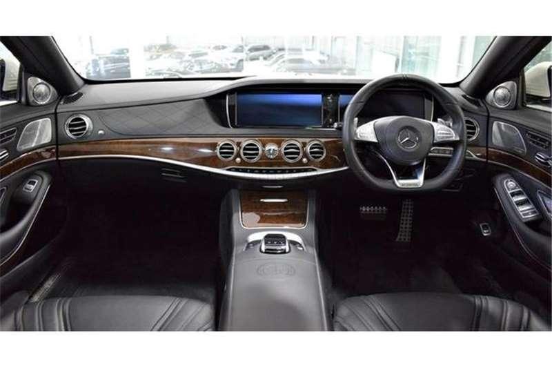 Mercedes Benz S Class S65 L 2015