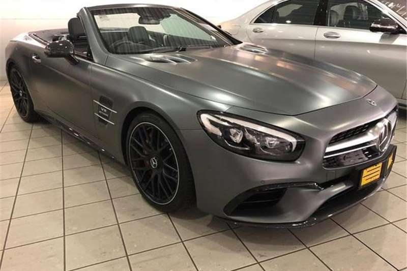 Mercedes Benz SL 2019