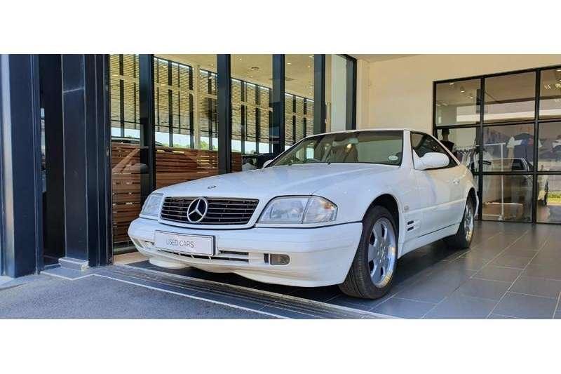 Mercedes Benz SL 350 1999