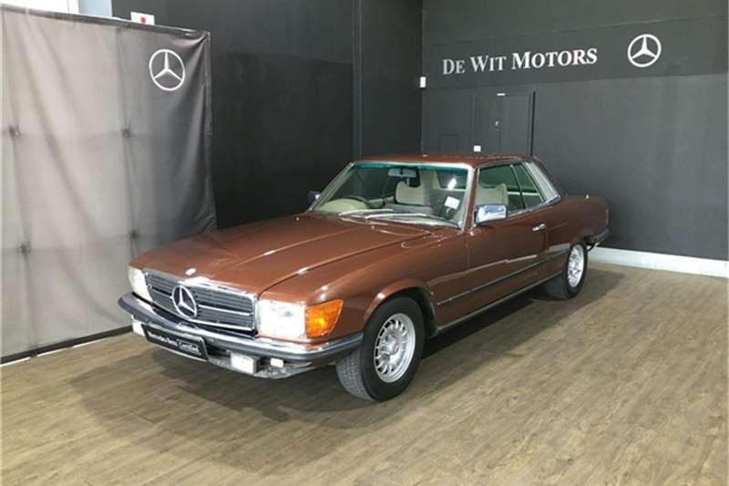 Mercedes Benz SL 450SLC 1979