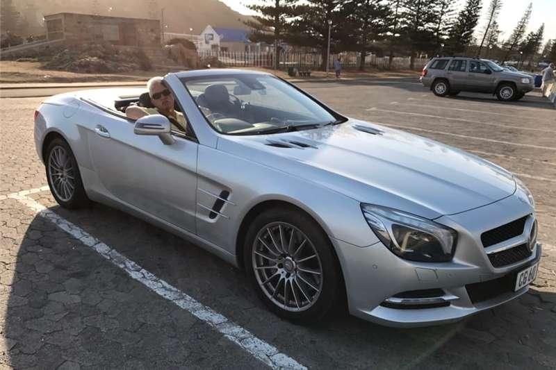 Mercedes Benz SL 500 2013
