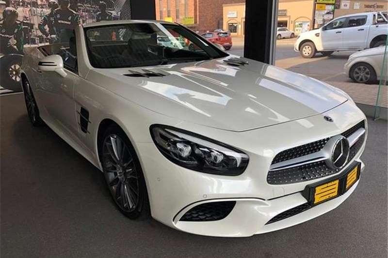 Mercedes Benz SL 500 AMG Line 2019
