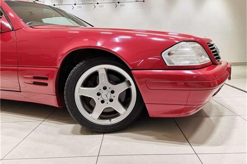 Mercedes Benz SL 500 AT 1996