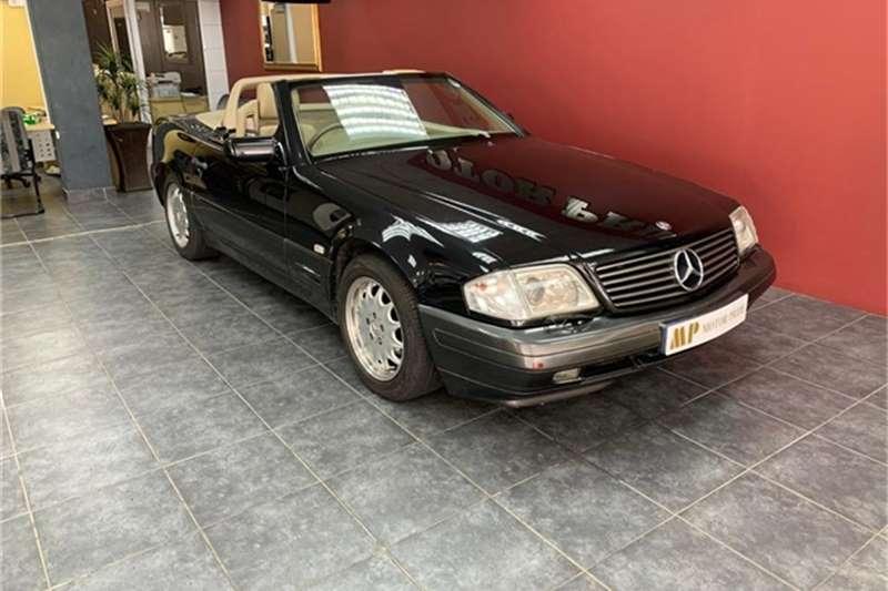 Mercedes Benz SL 500 Auto 1998
