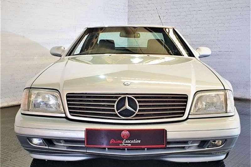 Used 1999 Mercedes Benz SL