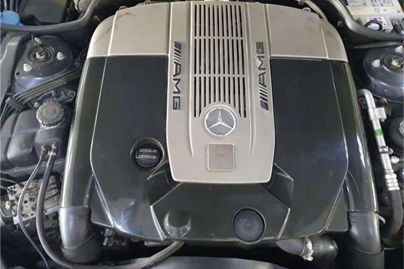 Mercedes Benz SL 65 AMG 2006