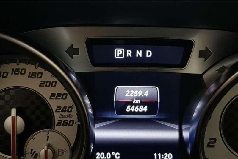 2012 Mercedes Benz SL