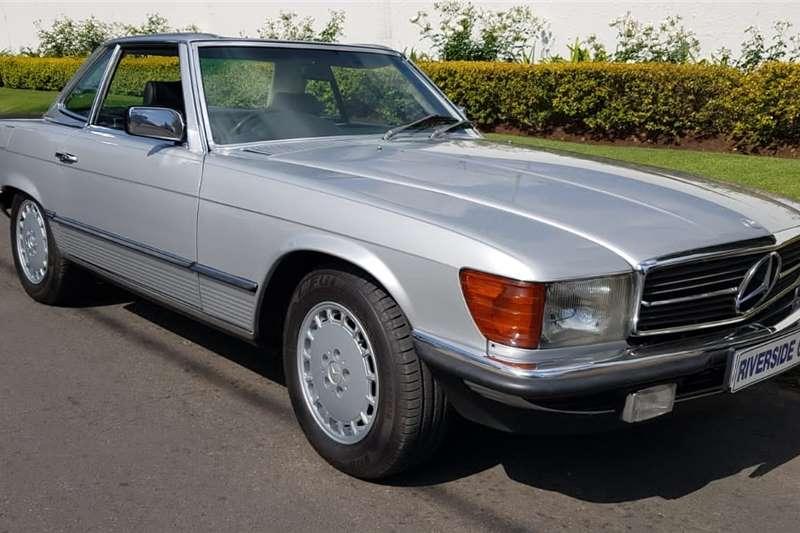 Used 0 Mercedes Benz SL