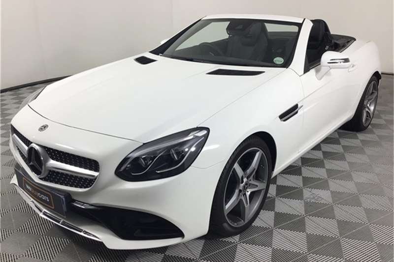 Mercedes Benz SLC 200 AMG Line 2017