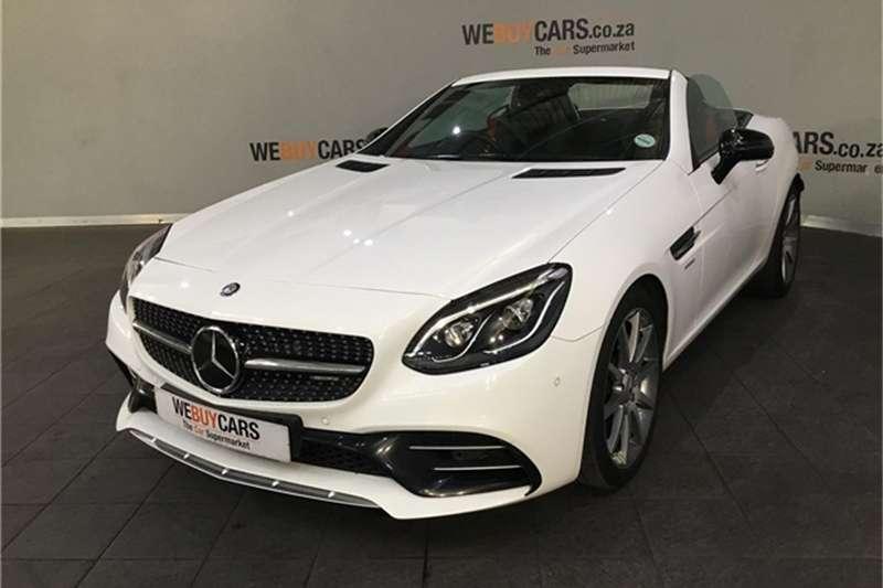 Mercedes Benz SLC 43 2016