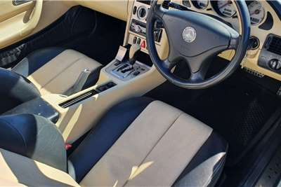 2002 Mercedes Benz SLK SLK200