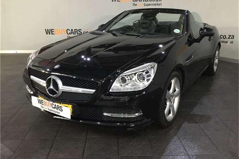Mercedes Benz SLK 200 2013