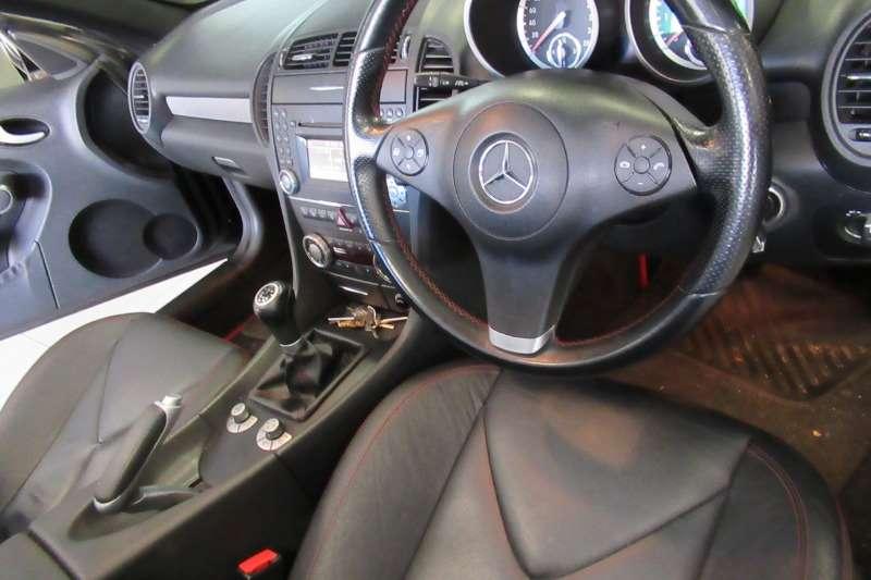 Mercedes Benz SLK 200 AMG Sports 2011