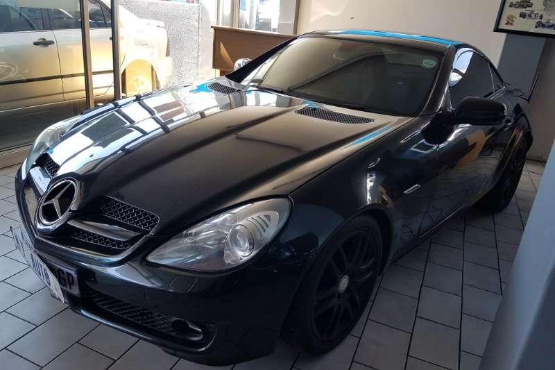 Mercedes Benz SLK 200 AMG Sports auto 2012