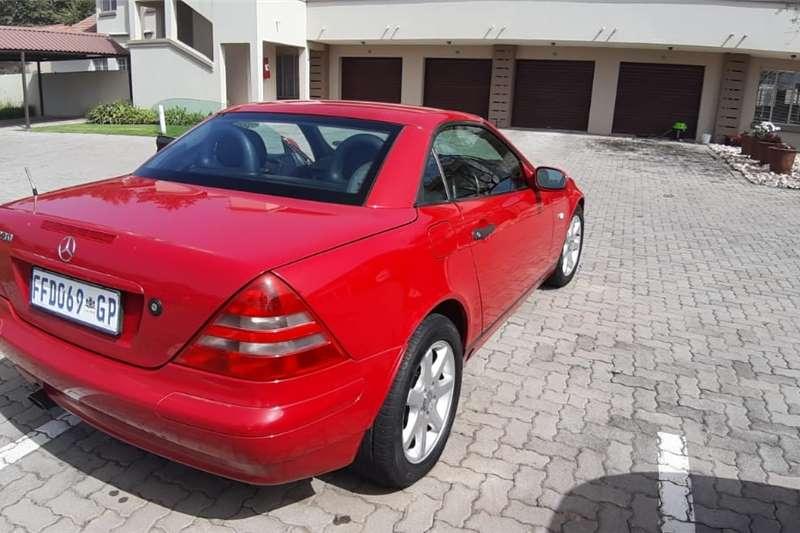 Used 1997 Mercedes Benz SLK
