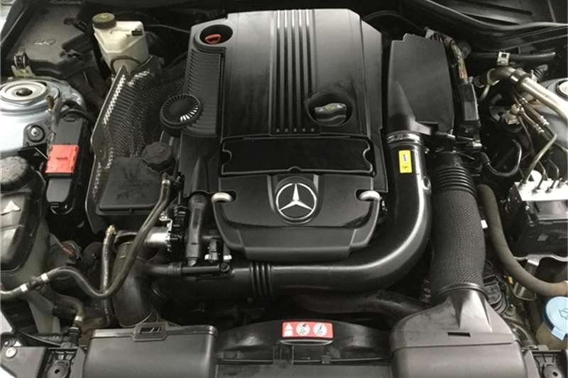 Mercedes Benz SLK 200 auto 2011