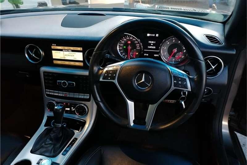 Used 2011 Mercedes Benz SLK 200 auto