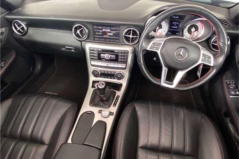 Used 2012 Mercedes Benz SLK 200 auto