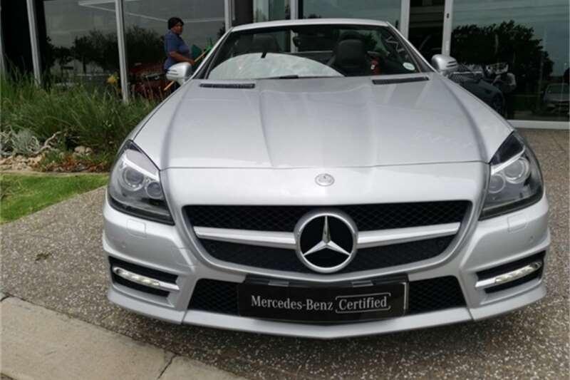 Mercedes Benz SLK 200 auto 2015