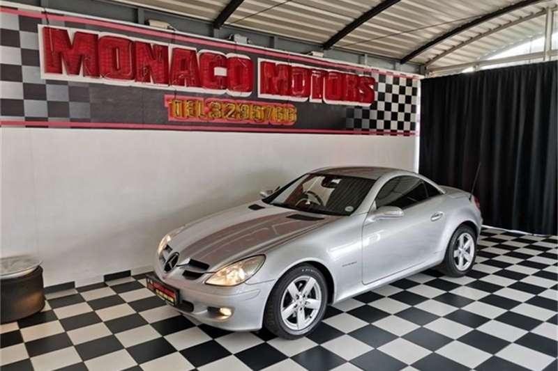 Mercedes Benz SLK 200 Kompressor 2006