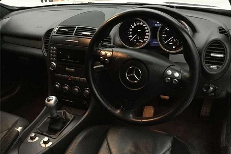 Mercedes Benz SLK 200 Kompressor 2007