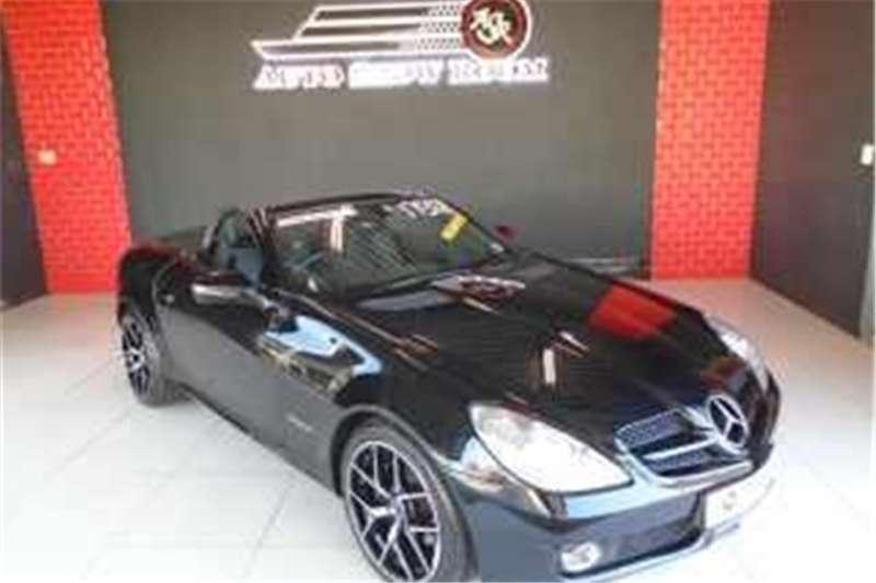 Mercedes Benz SLK 200 Kompressor 2008