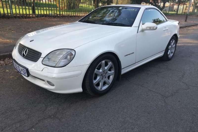 Mercedes Benz SLK 200 Kompressor  2LOOK Edition 2003