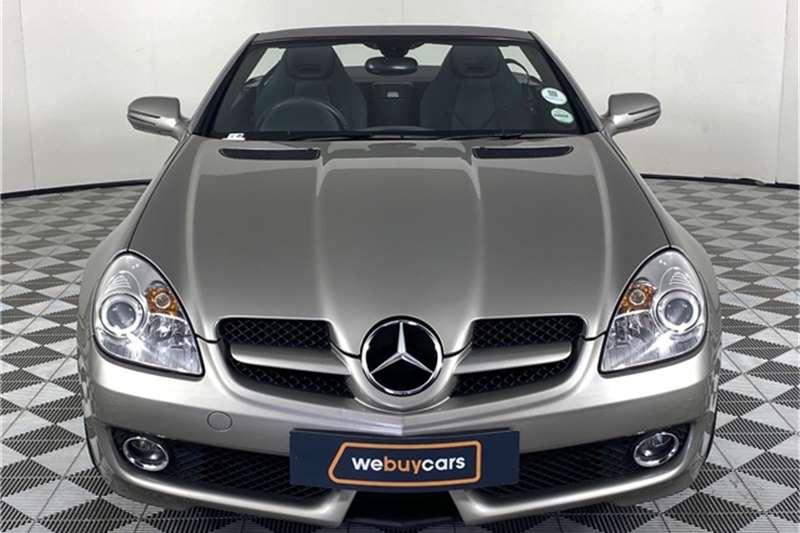 Used 2008 Mercedes Benz SLK 200 Kompressor Sports Touchshift