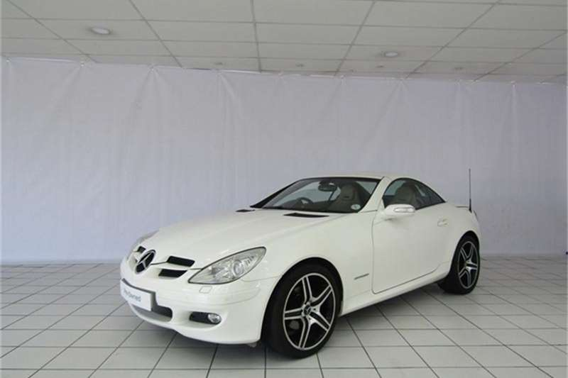 Mercedes Benz SLK 200 Kompressor Touchshift 2006