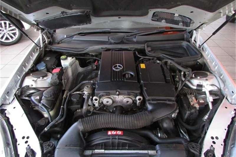Mercedes Benz SLK 200 Kompressor Touchshift 2006