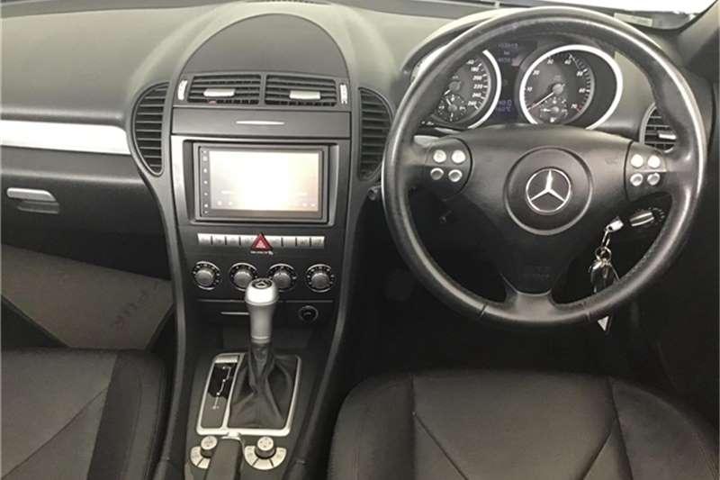 Mercedes Benz SLK 200 Kompressor Touchshift 2007